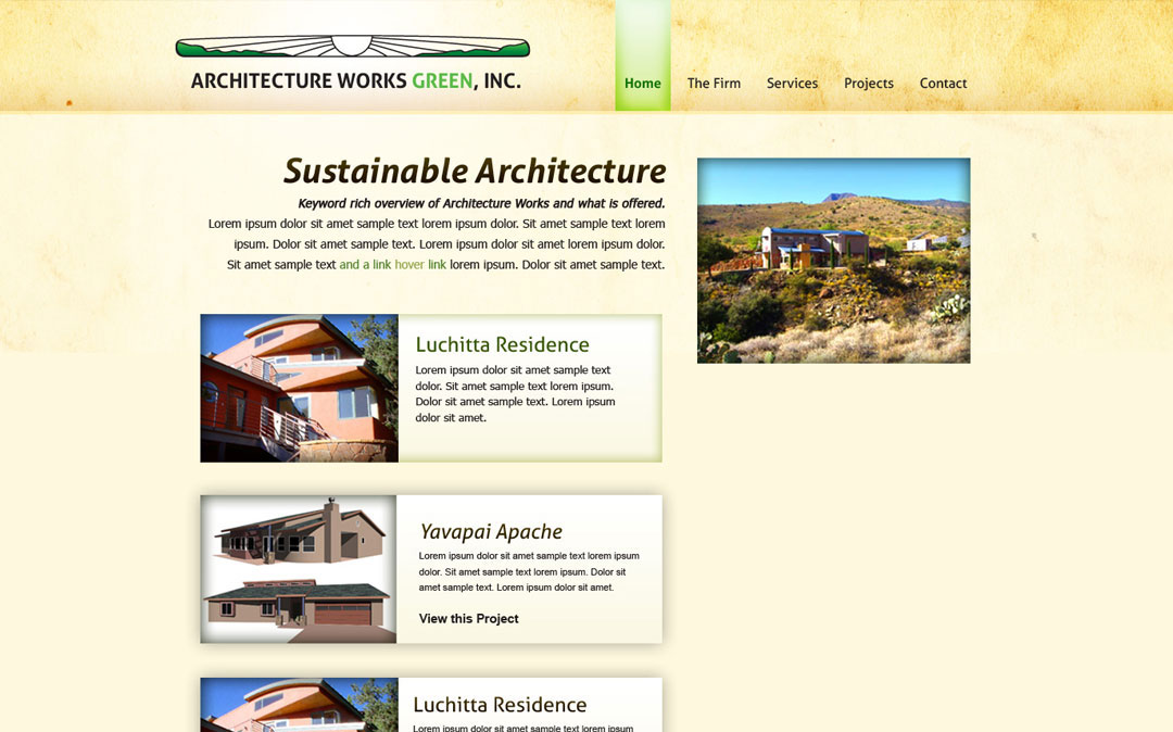 Terra Nova Creative builds Green Business Websites